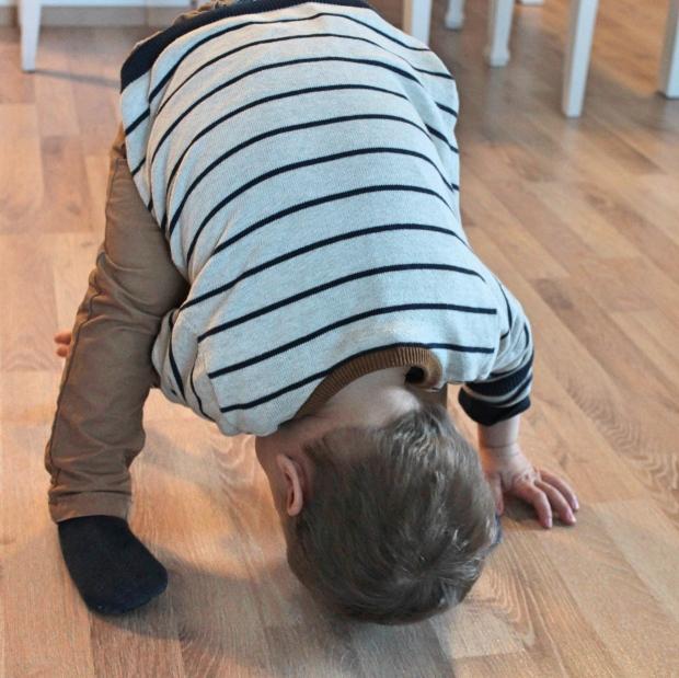 kolmevuottavanhemmuutta